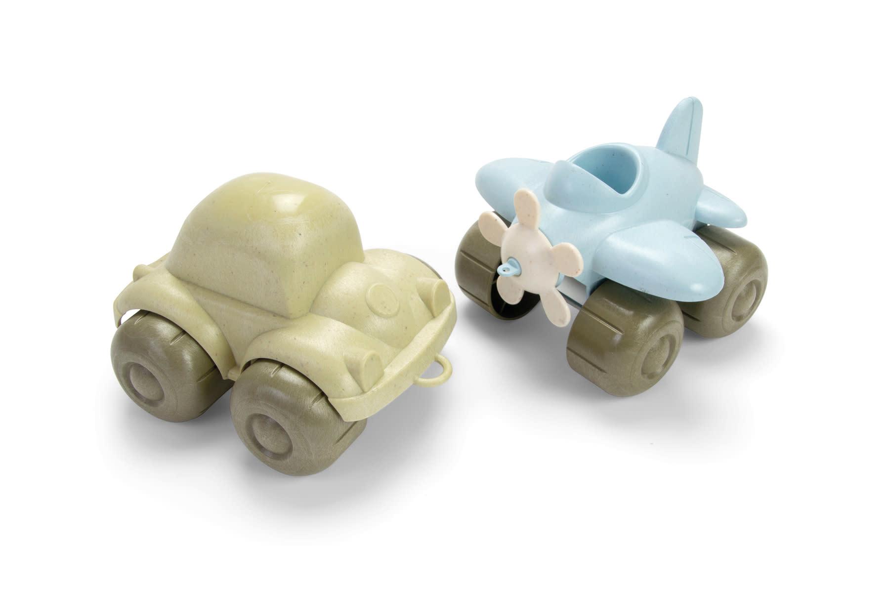 BIO voertuigen assortiment set 2-1