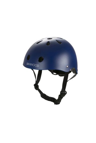 Helmet navy blue