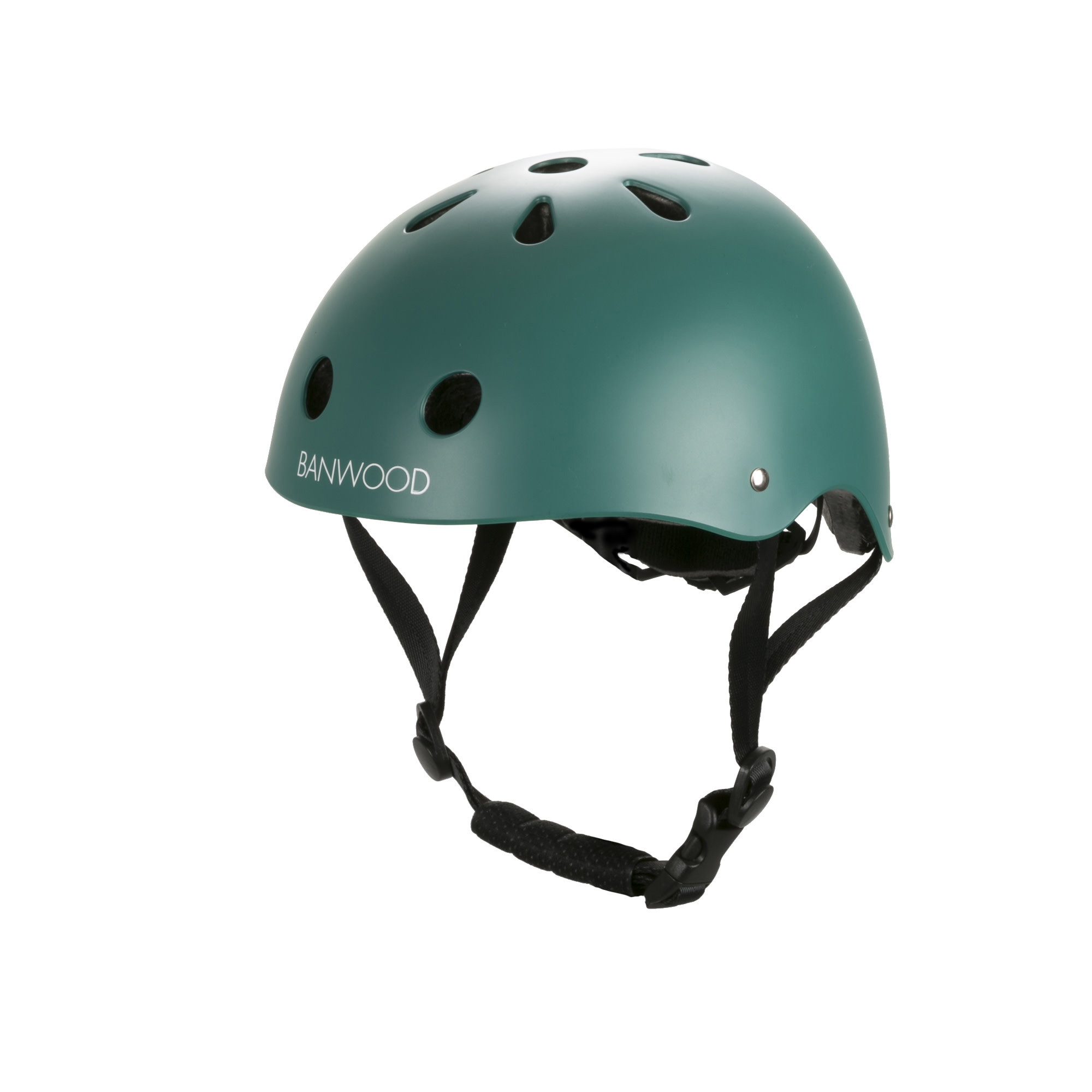 Helmet dark green-1