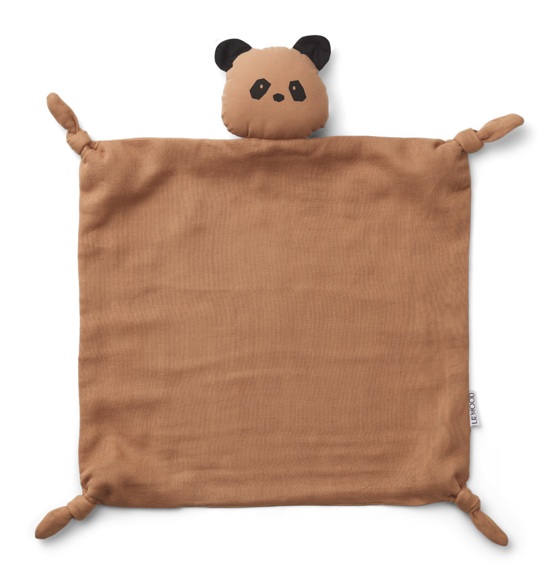 Agnete cuddle cloth panda tuscany rose-1