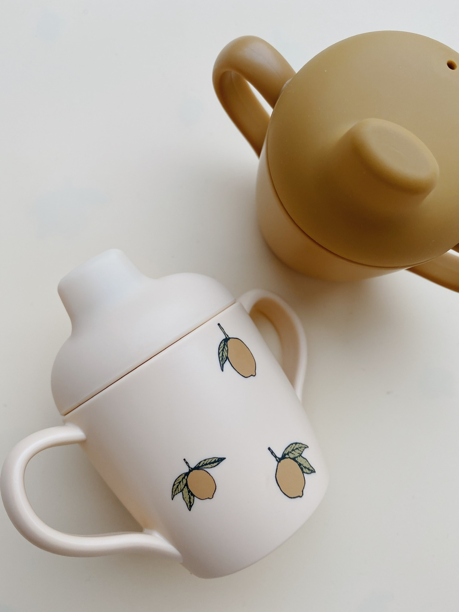 Sippy cup lemon - 2 pack-2