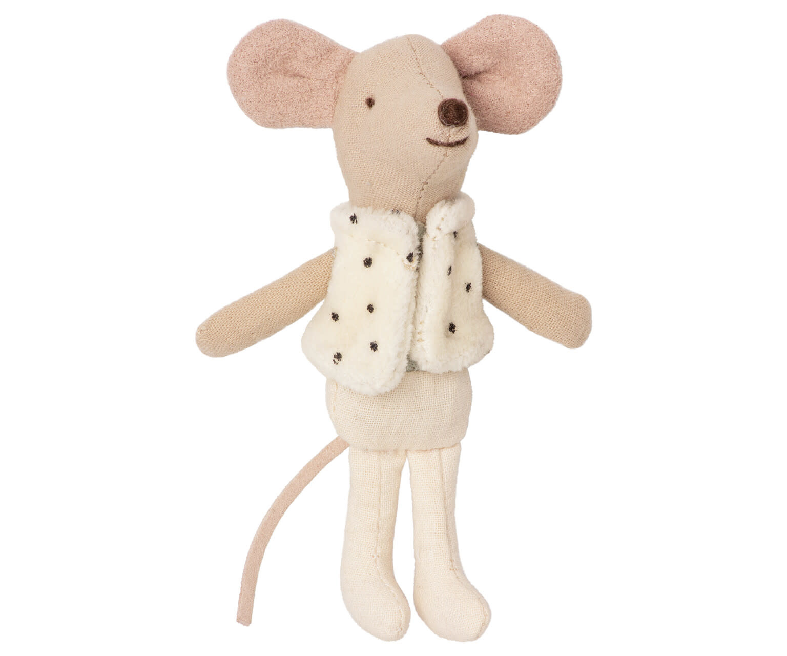 Dancer in matchbox, little brother mouse-1
