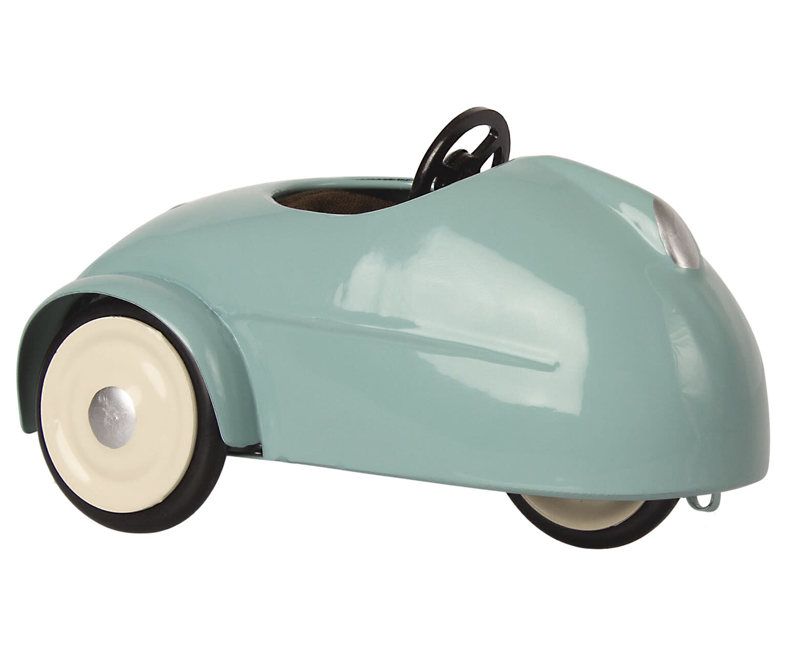 Mouse car with garage blue-3