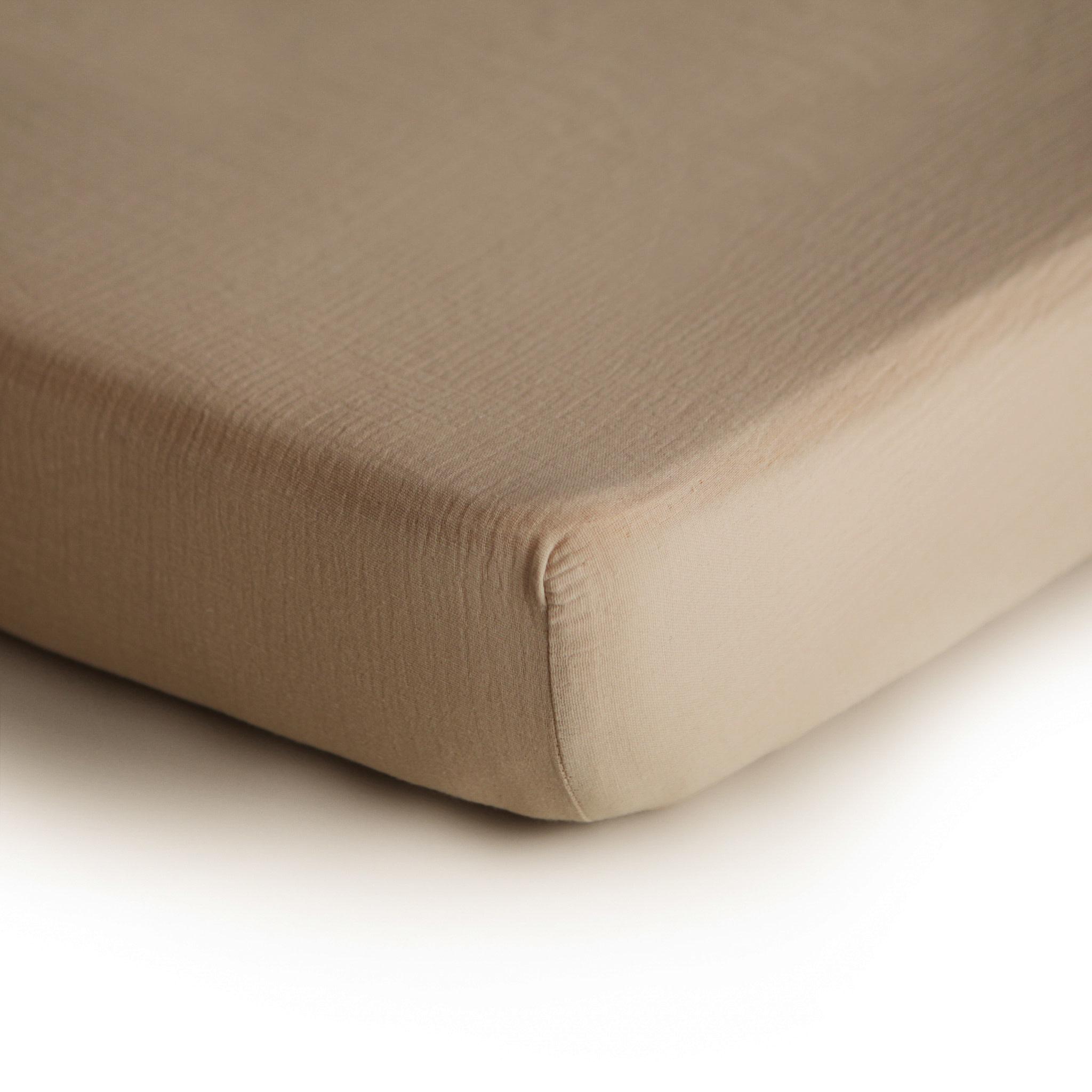 Crib sheet natural-1