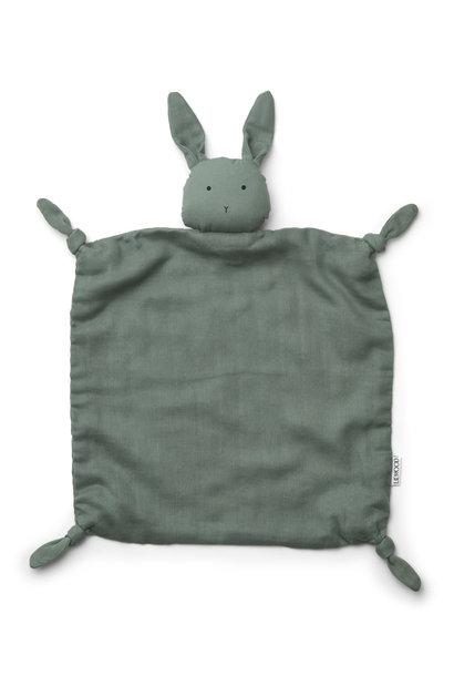 Agnete cuddle cloth rabbit peppermint