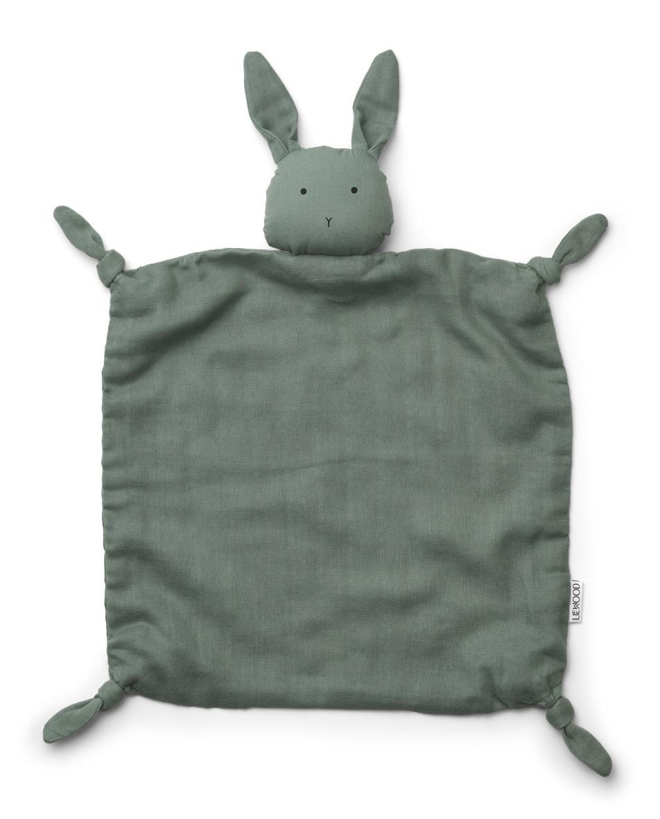 Agnete cuddle cloth rabbit peppermint-1