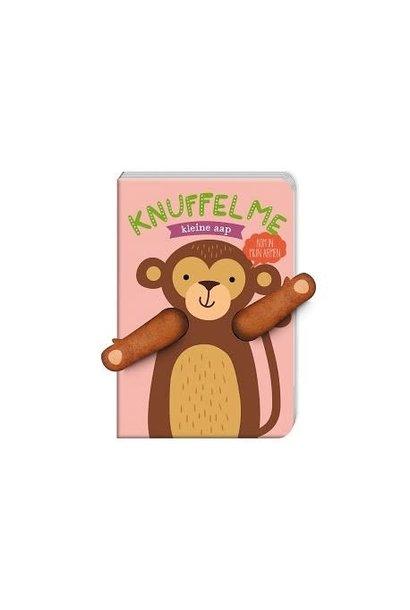 Hug me boekje aap