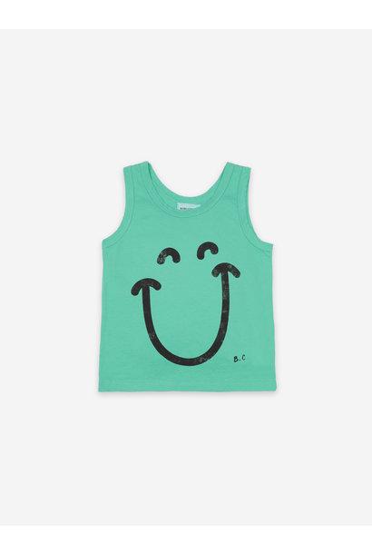 Big smile tank top