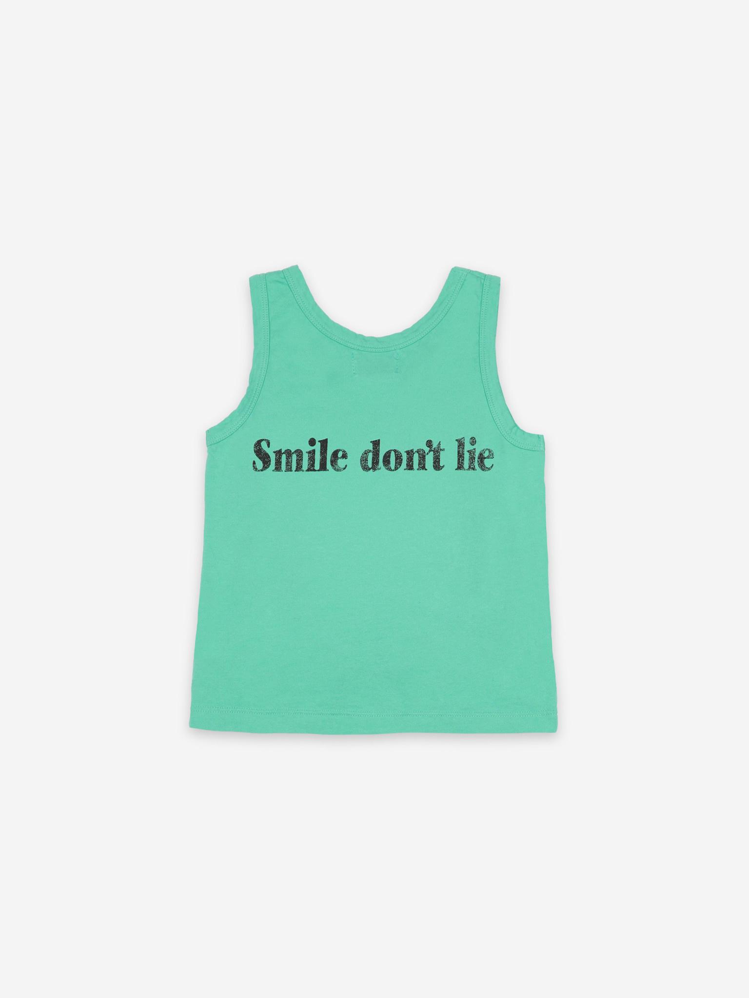 Big smile tank top-2