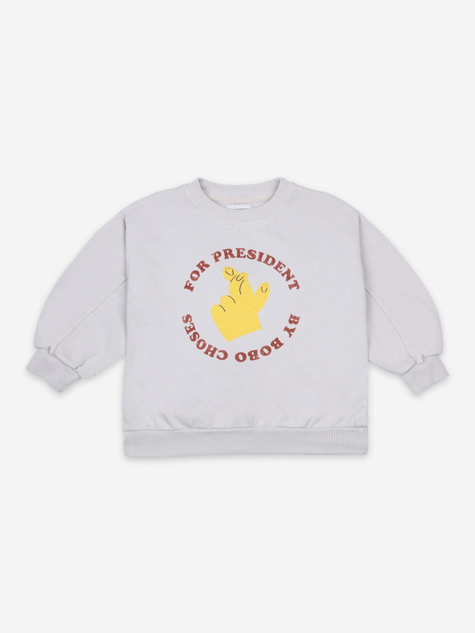 Fingers crossed sweatshirt-1