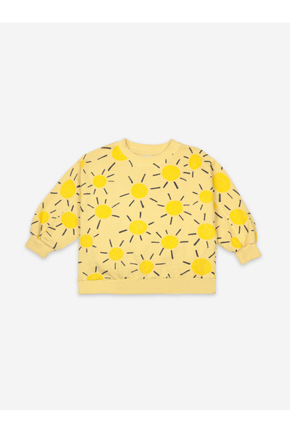 Sun all over sweatshirt