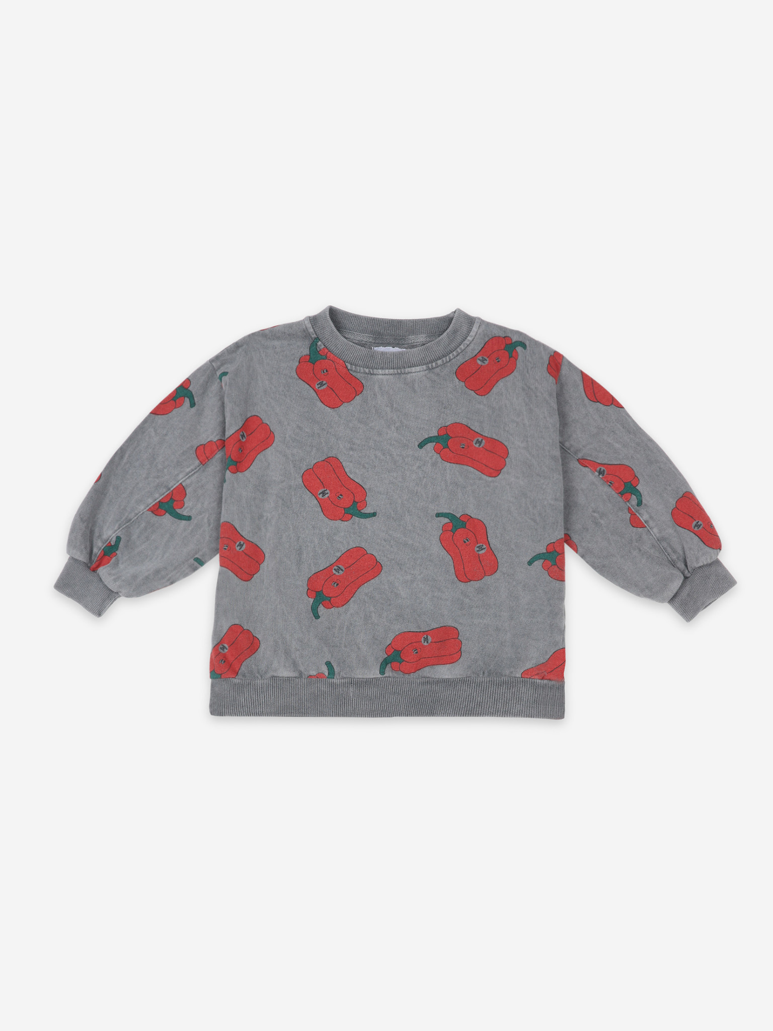 Vote for pepper all over sweatshirt-1