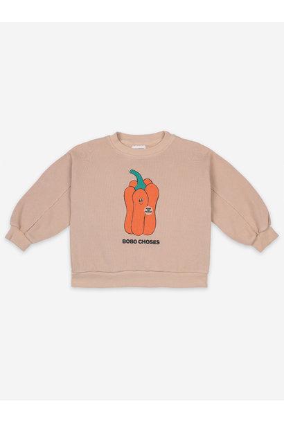 Vote for pepper sweatshirt