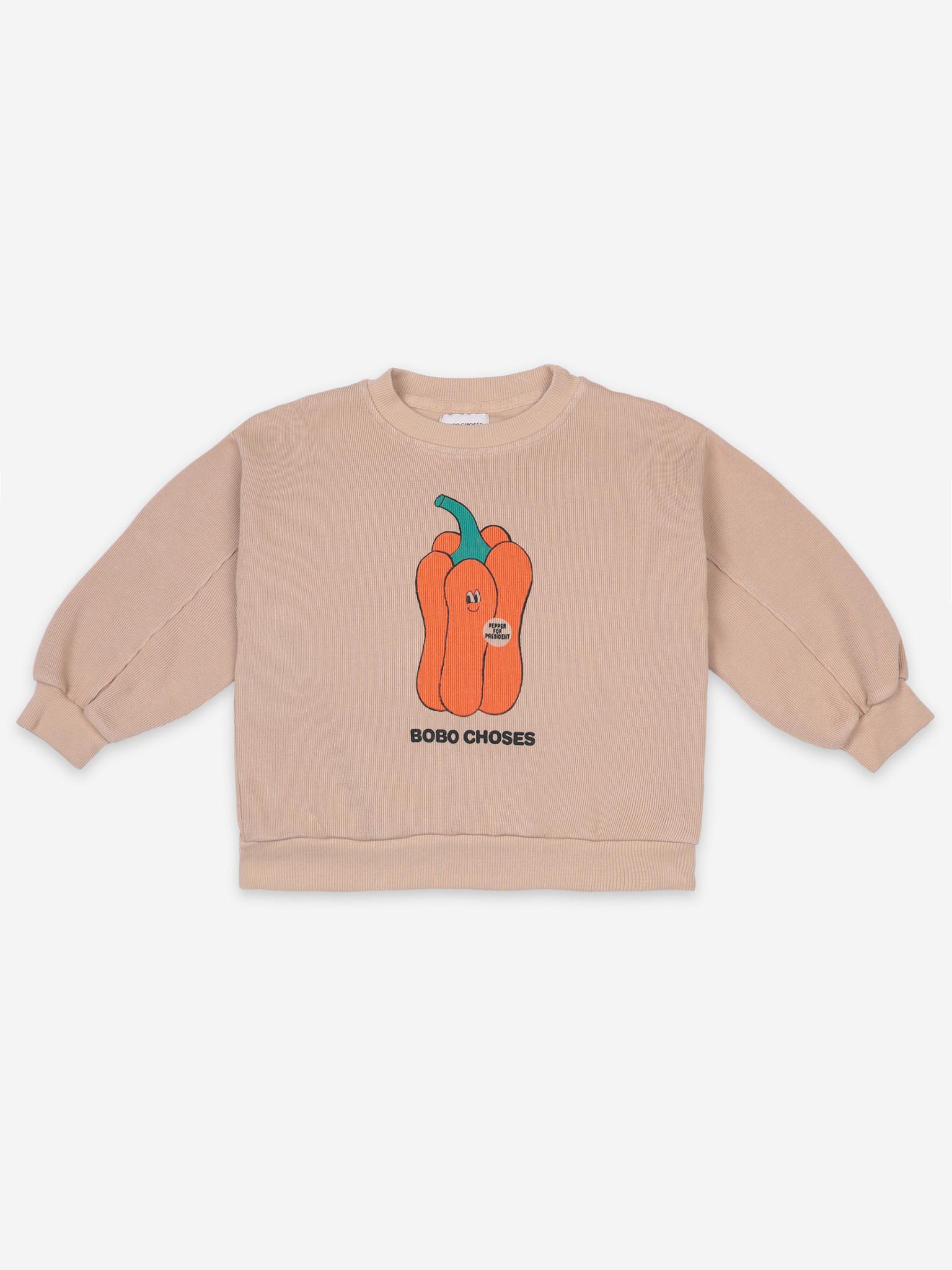 Vote for pepper sweatshirt-1