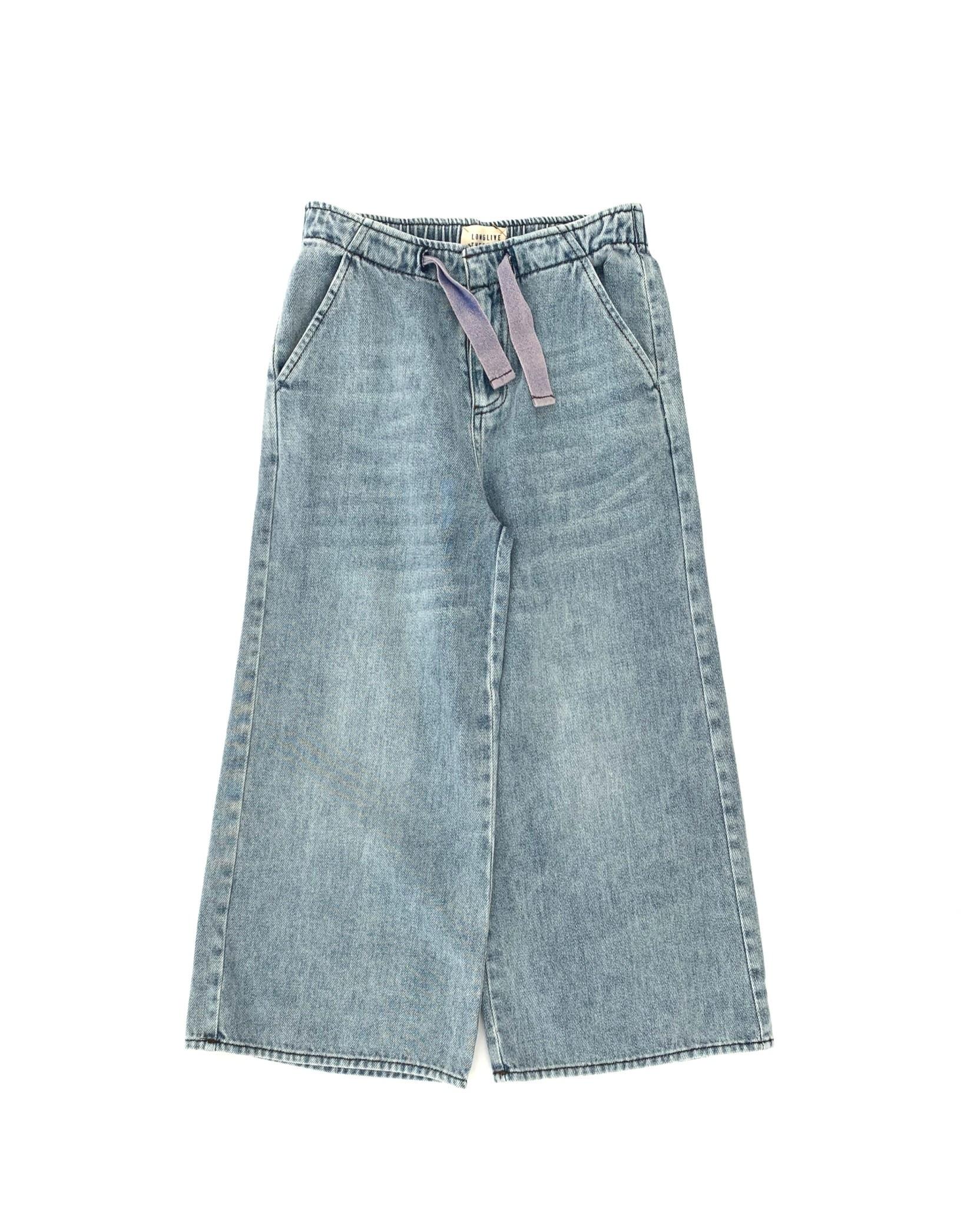 Denim pants-1