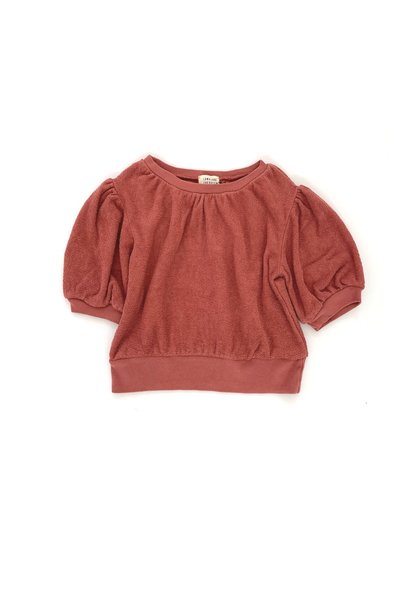 Short sleeved sweater canyon