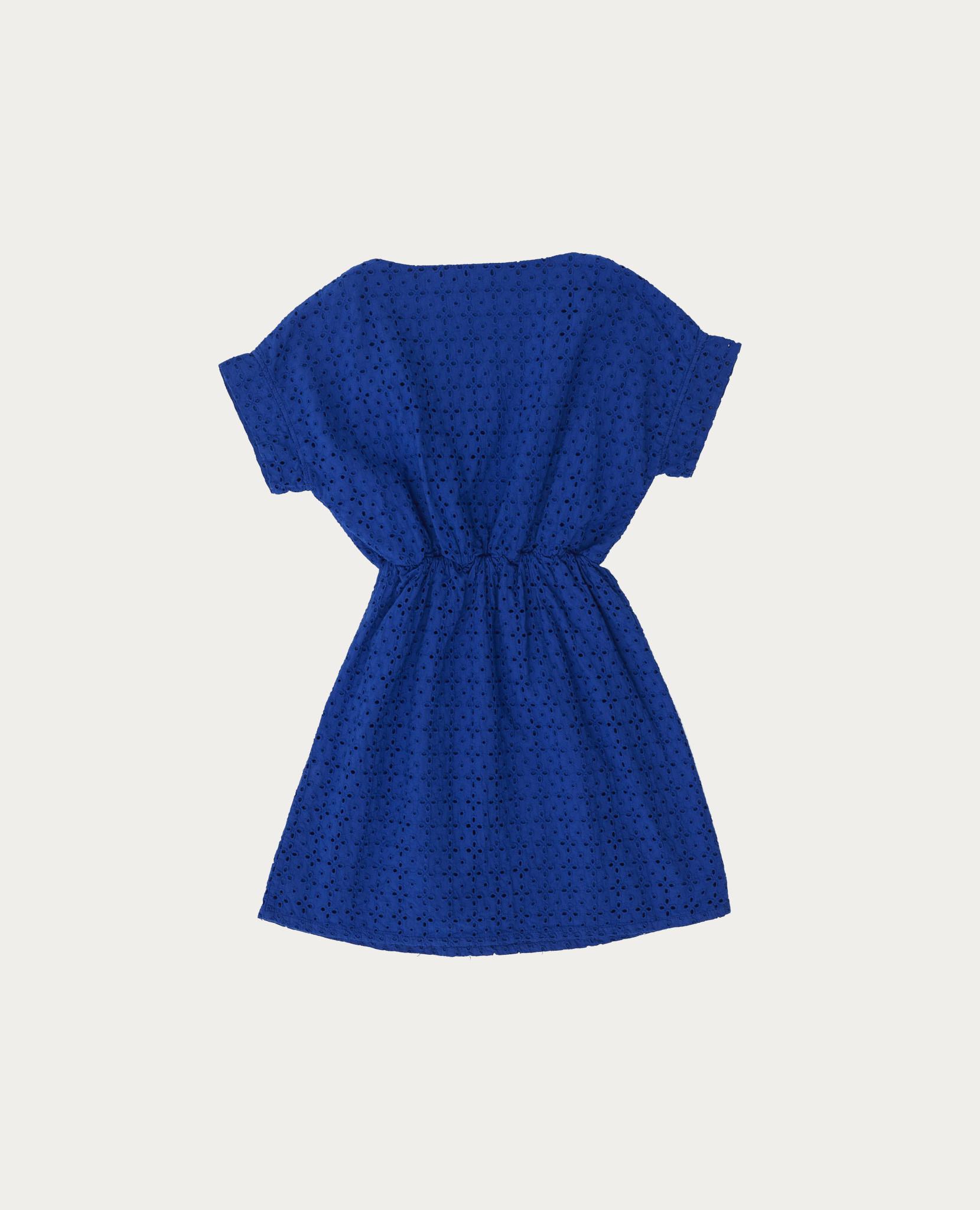 Blue dress-2