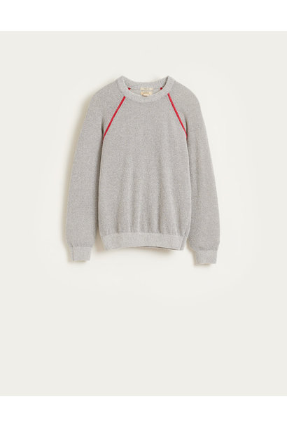 Arife knitwear grey melange