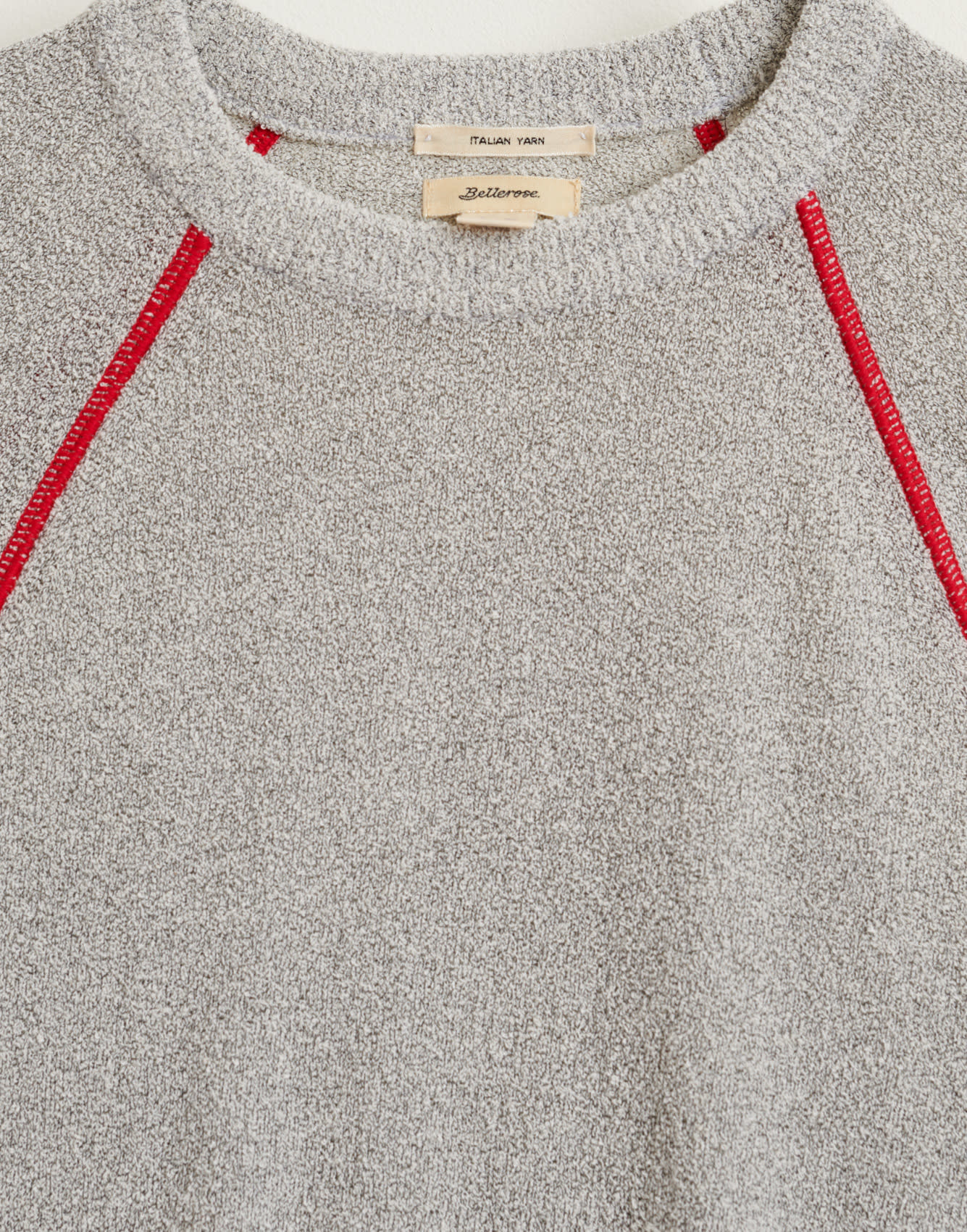Arife knitwear grey melange-4