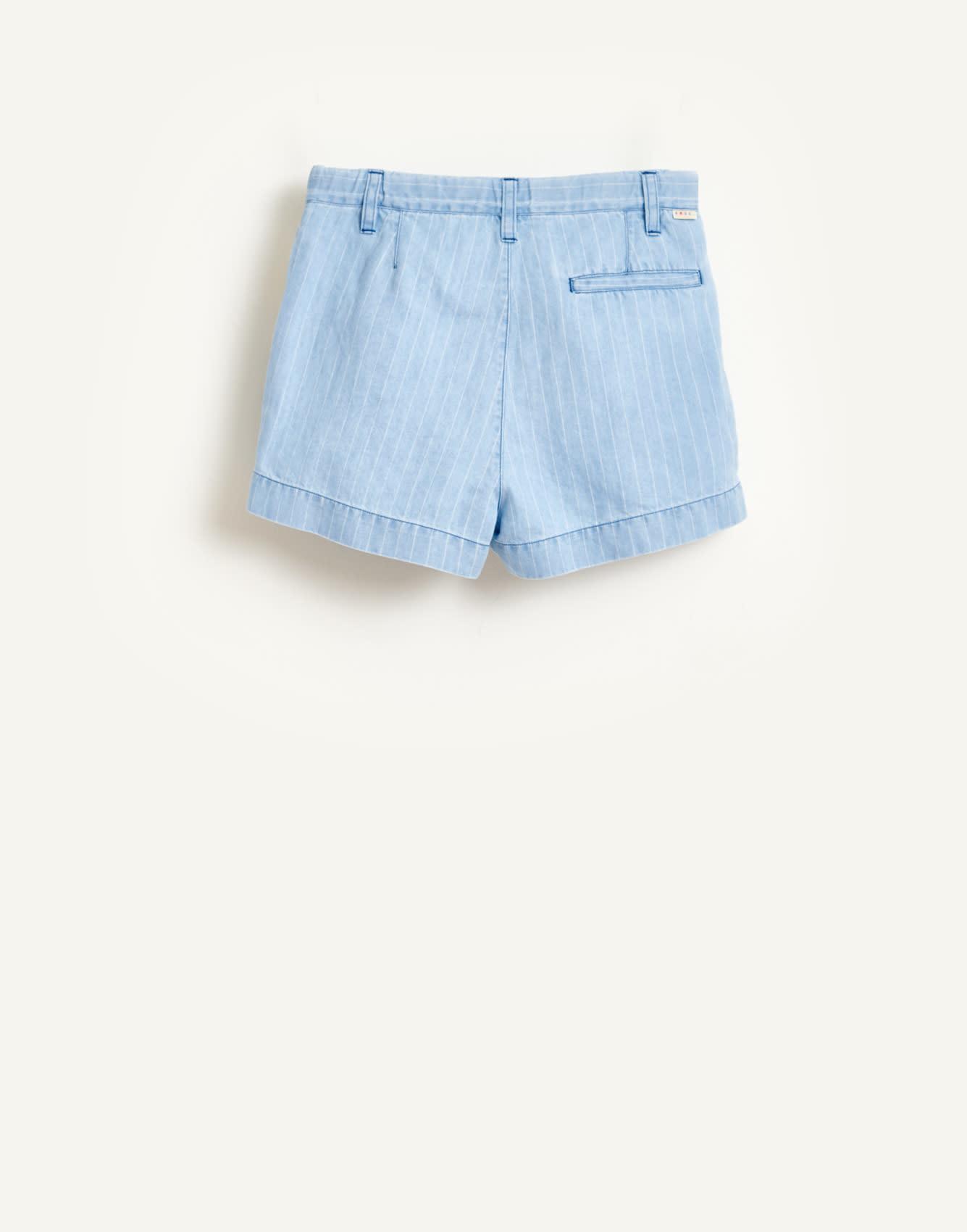 Palma shorts stripe-2