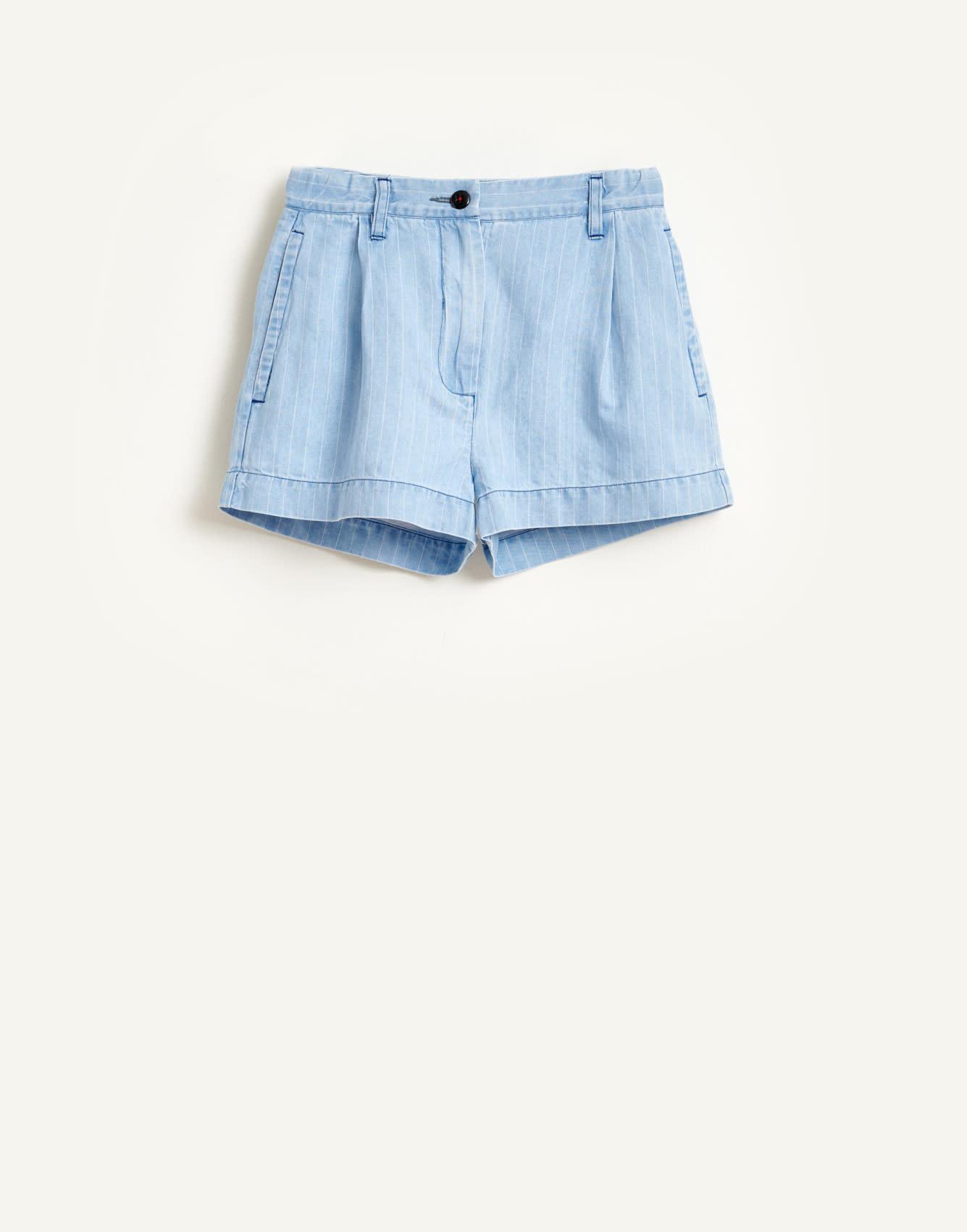 Palma shorts stripe-1