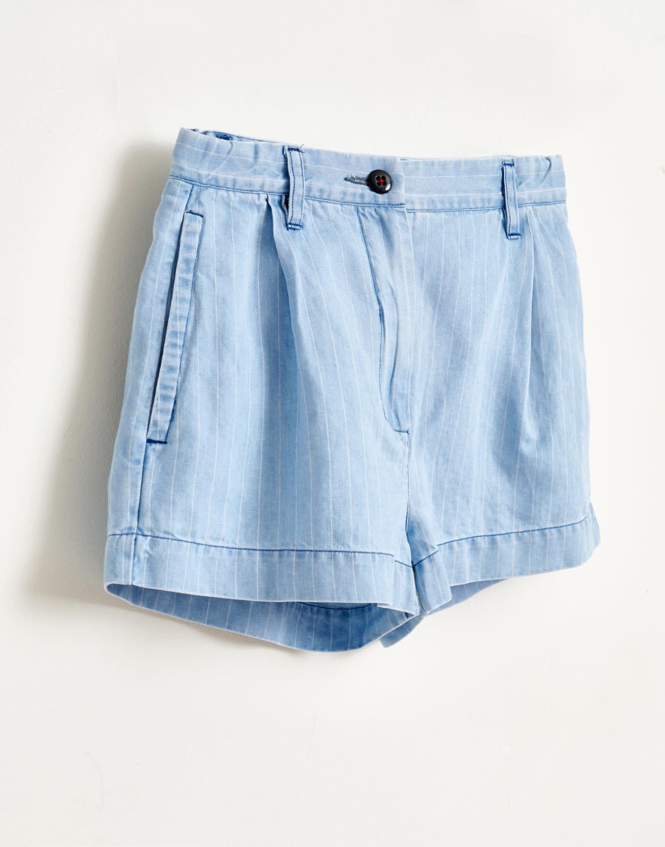 Palma shorts stripe-4