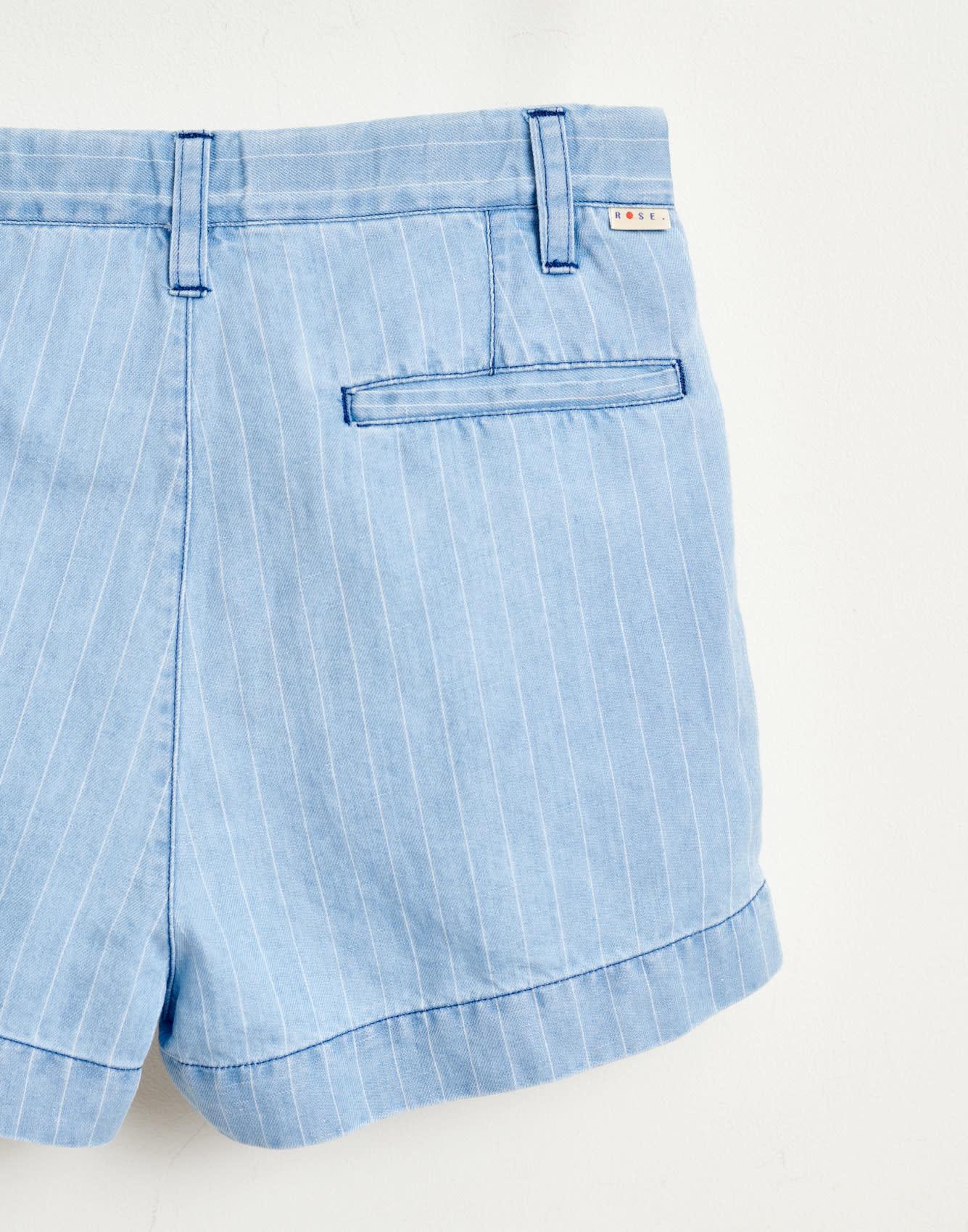 Palma shorts stripe-5