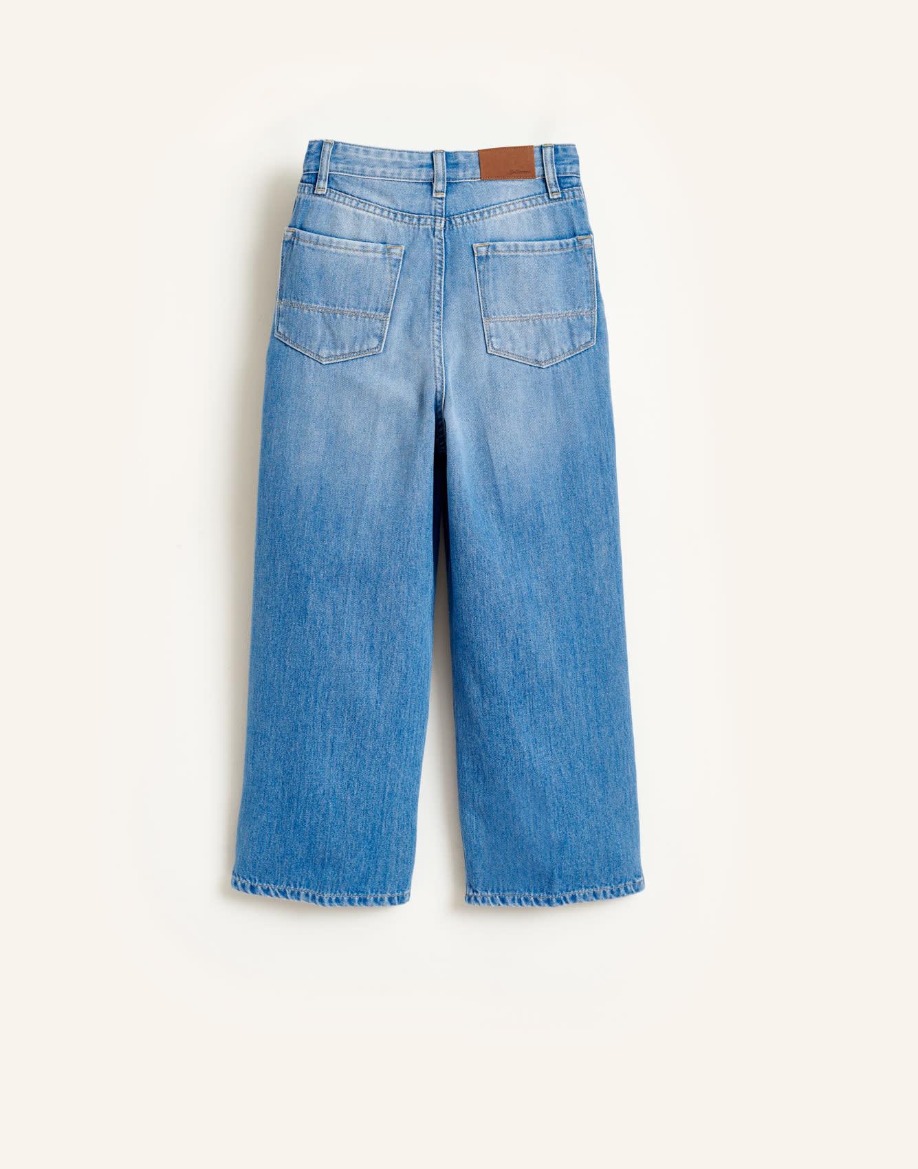 Popy jeans medium bleached-2