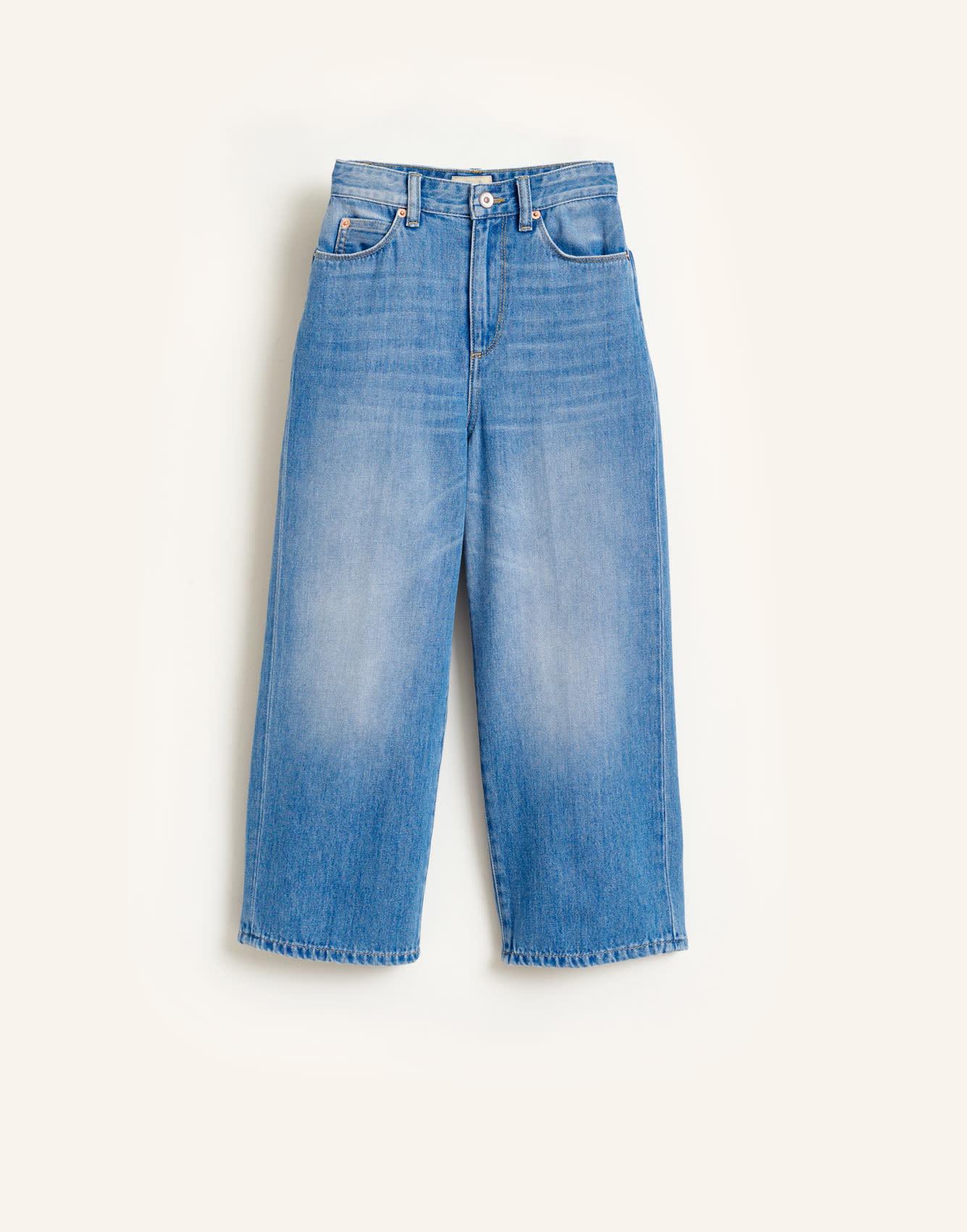 Popy jeans medium bleached-1