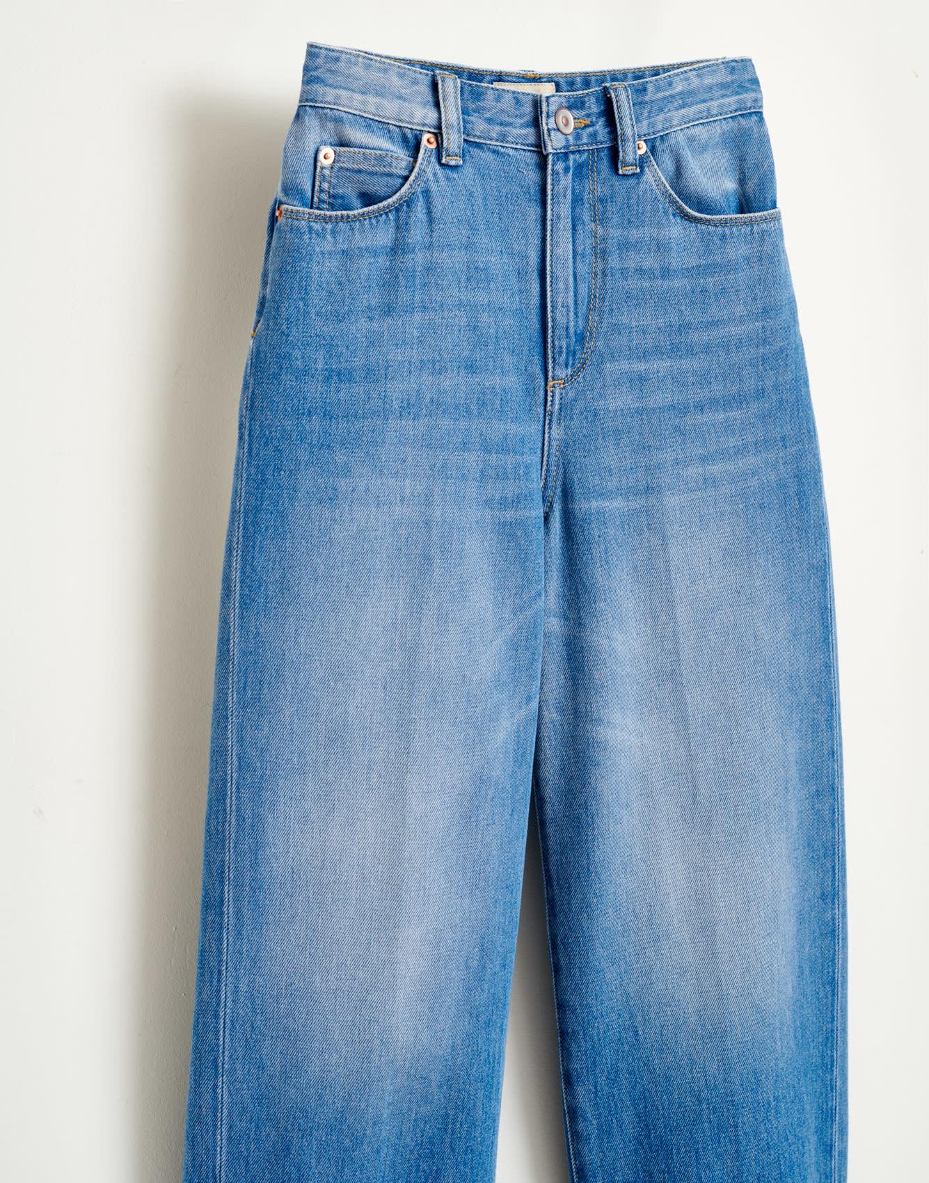 Popy jeans medium bleached-3