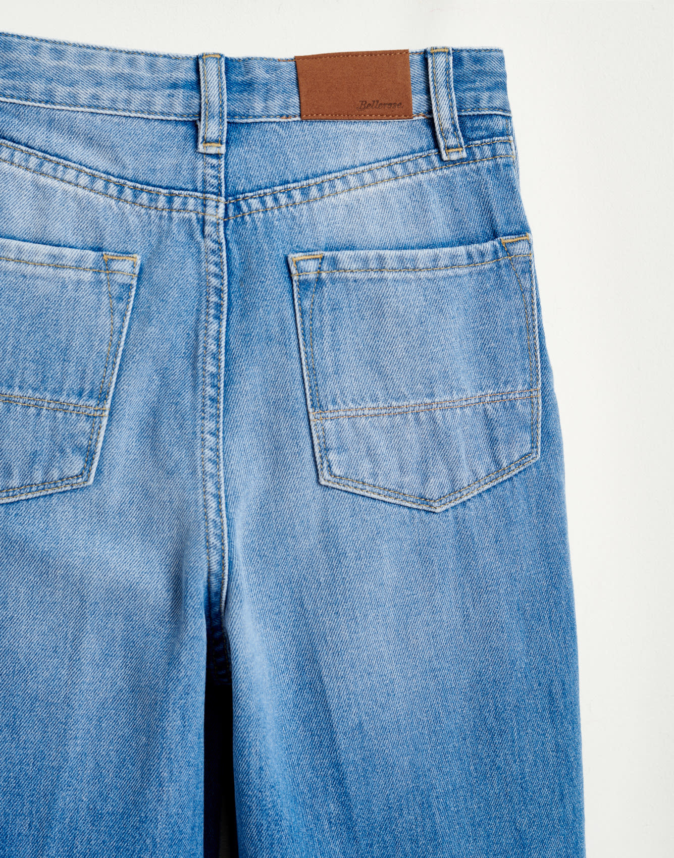 Popy jeans medium bleached-4