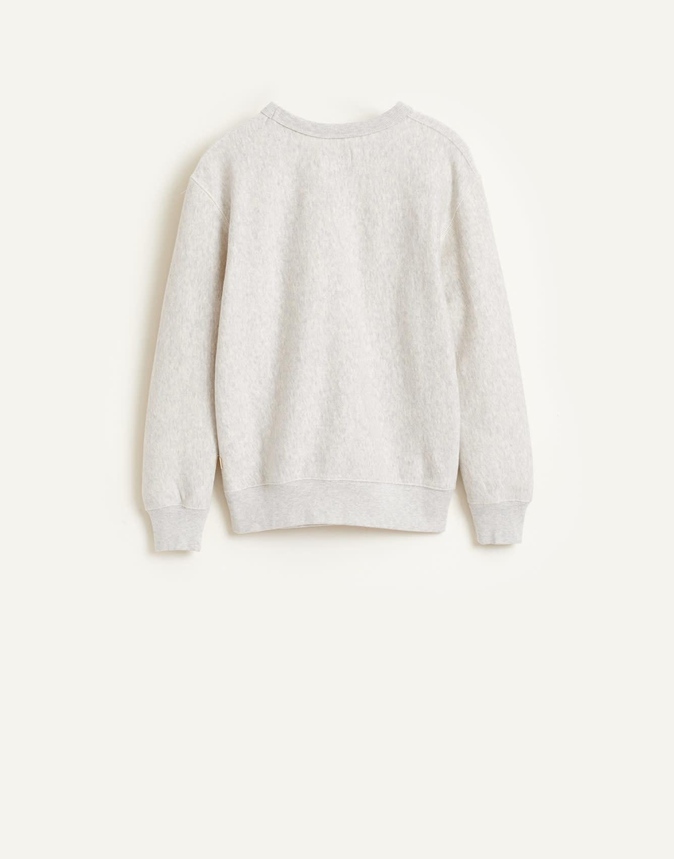 Sweatshirt oyster-2