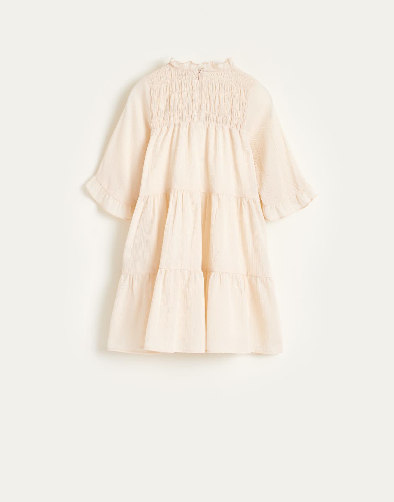 Pollie dress milky way-2