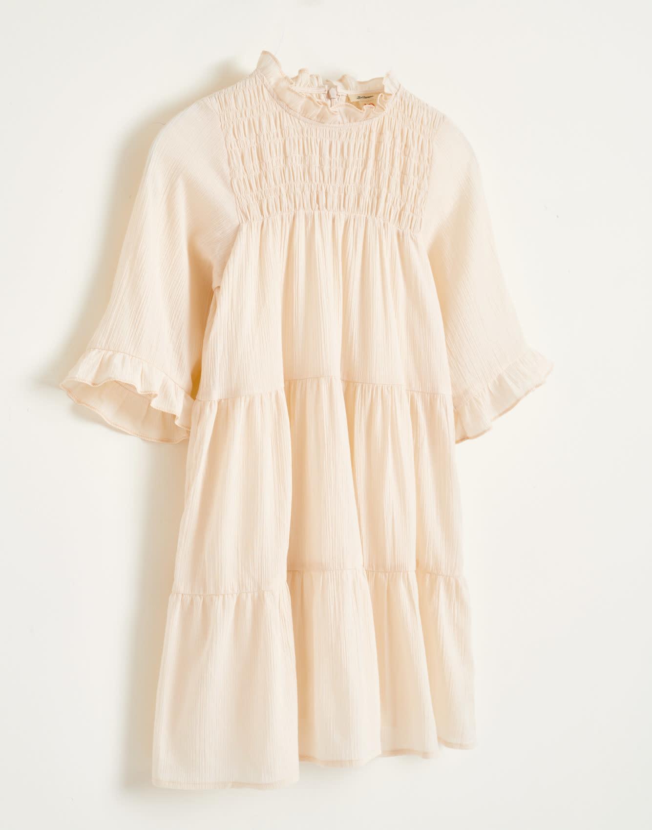 Pollie dress milky way-3