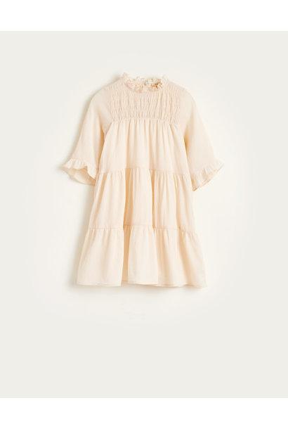 Pollie dress milky way