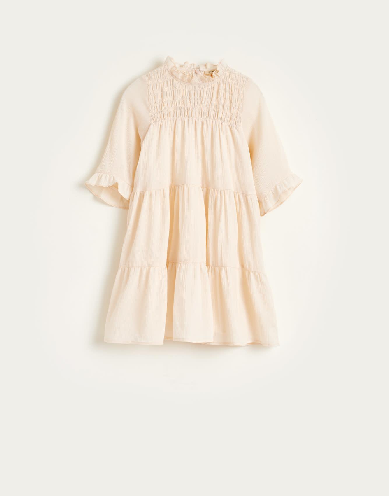 Pollie dress milky way-1