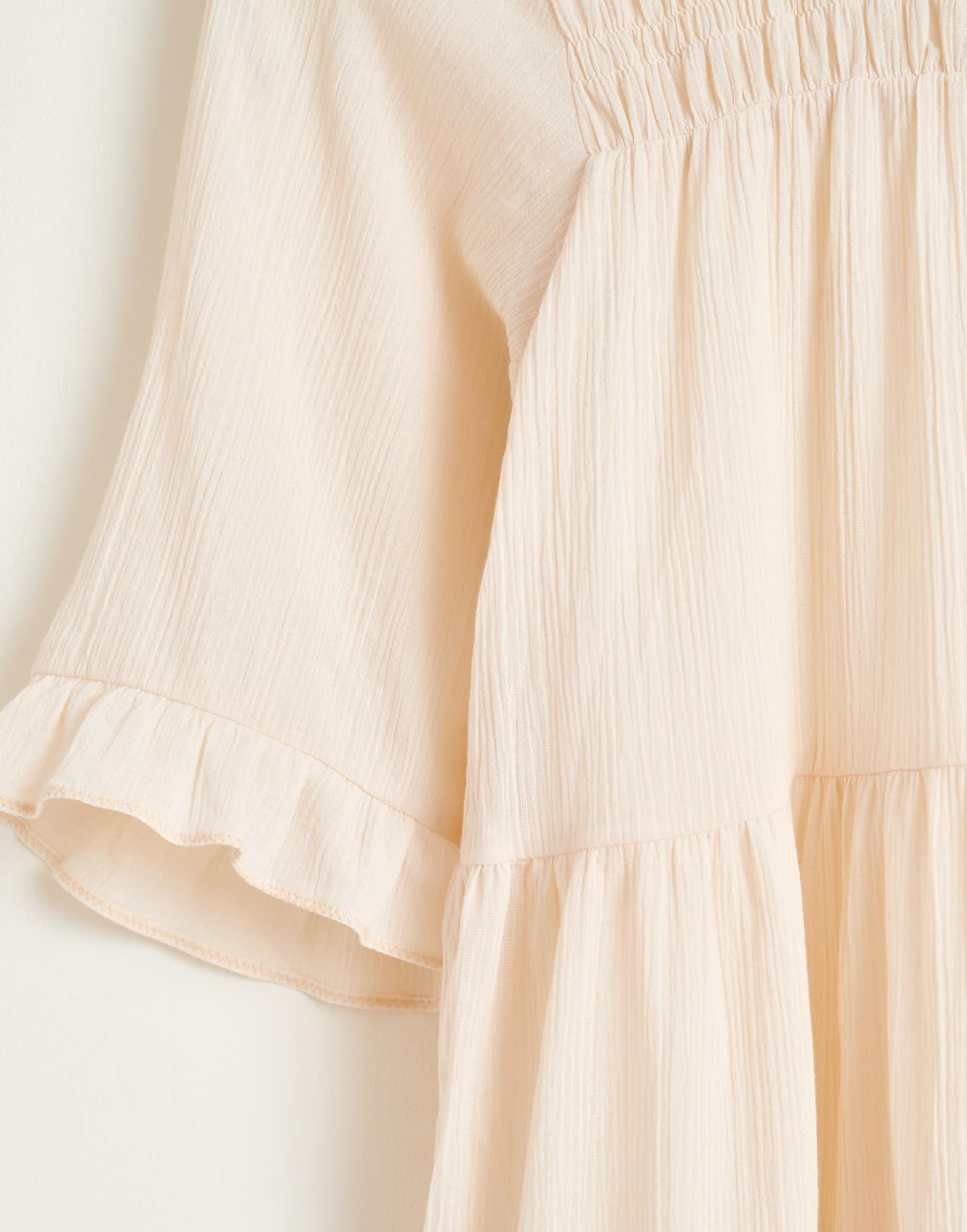 Pollie dress milky way-5