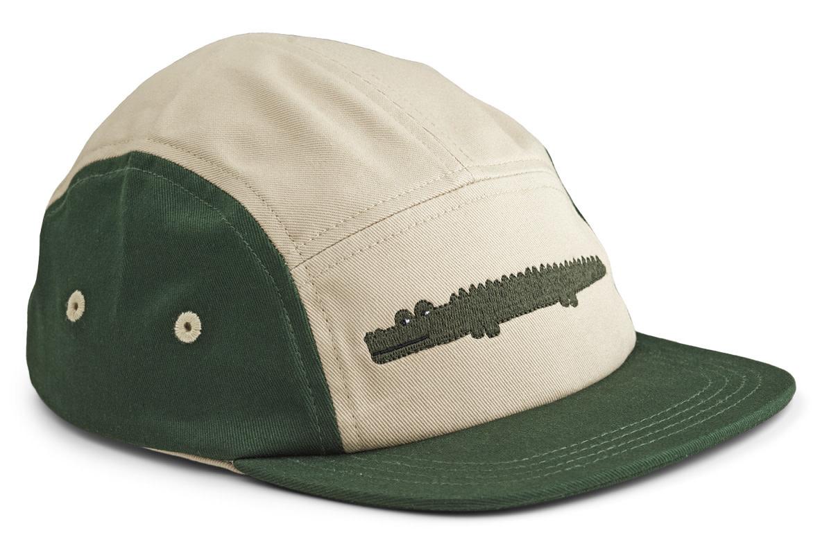 Rory cap crocodile garden green mix-1