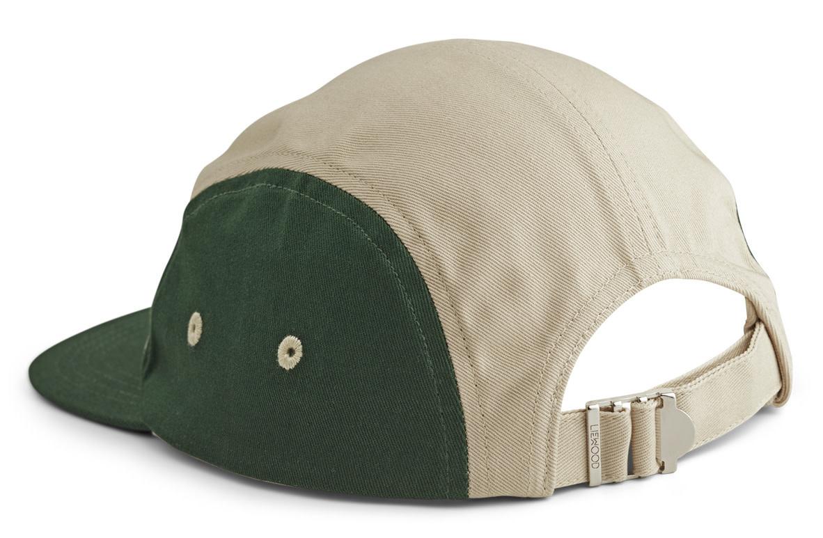 Rory cap crocodile garden green mix-2