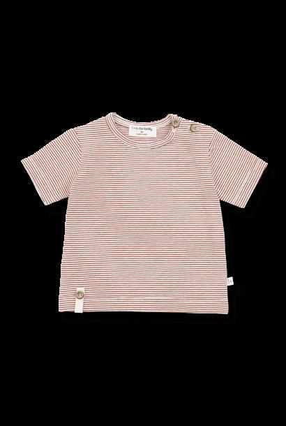 Blai short sleeve t-shirt roibos