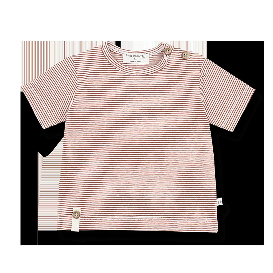 Blai short sleeve t-shirt roibos-1