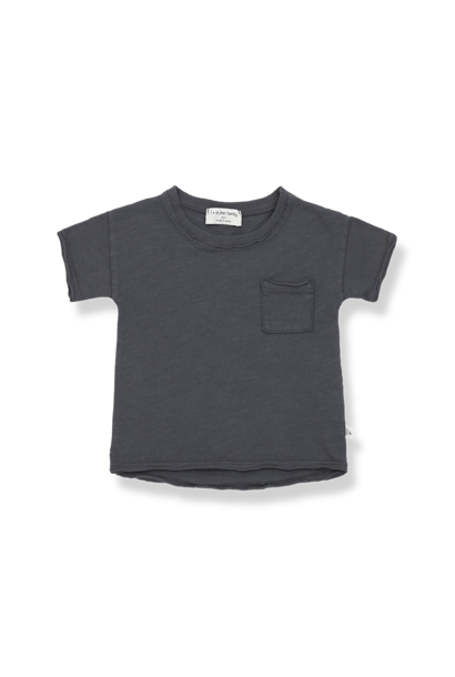 Nani short sleeve t-shirt anthracite