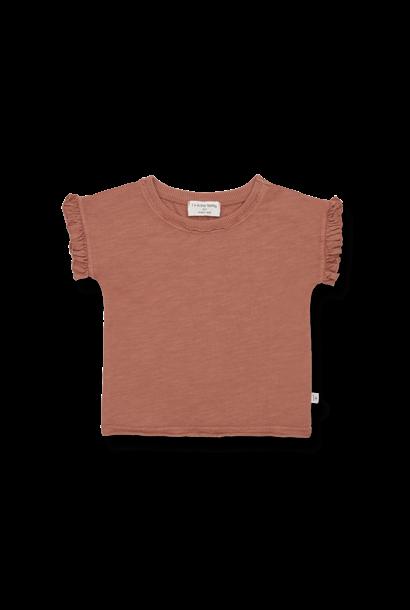 Mireia short sleeve t-shirt roibos
