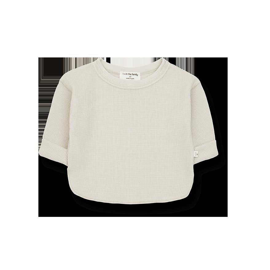 Alma long sleeve t-shirt stone-1