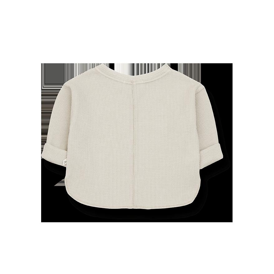 Alma long sleeve t-shirt stone-2