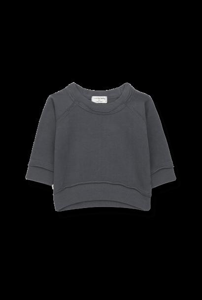 Tristan sweatshirt anthracite