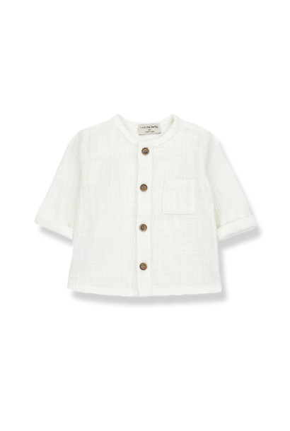 Mauri long sleeve t-shirt off-white