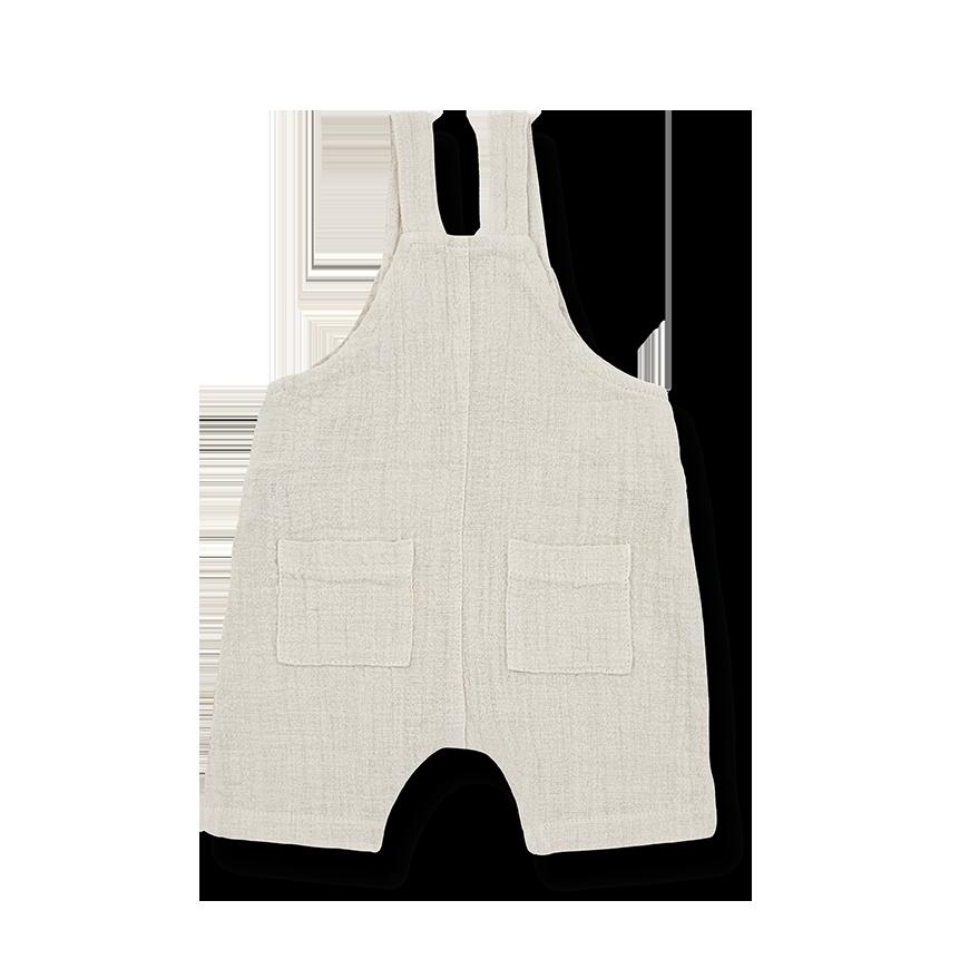 Nacho dungaree beige-2