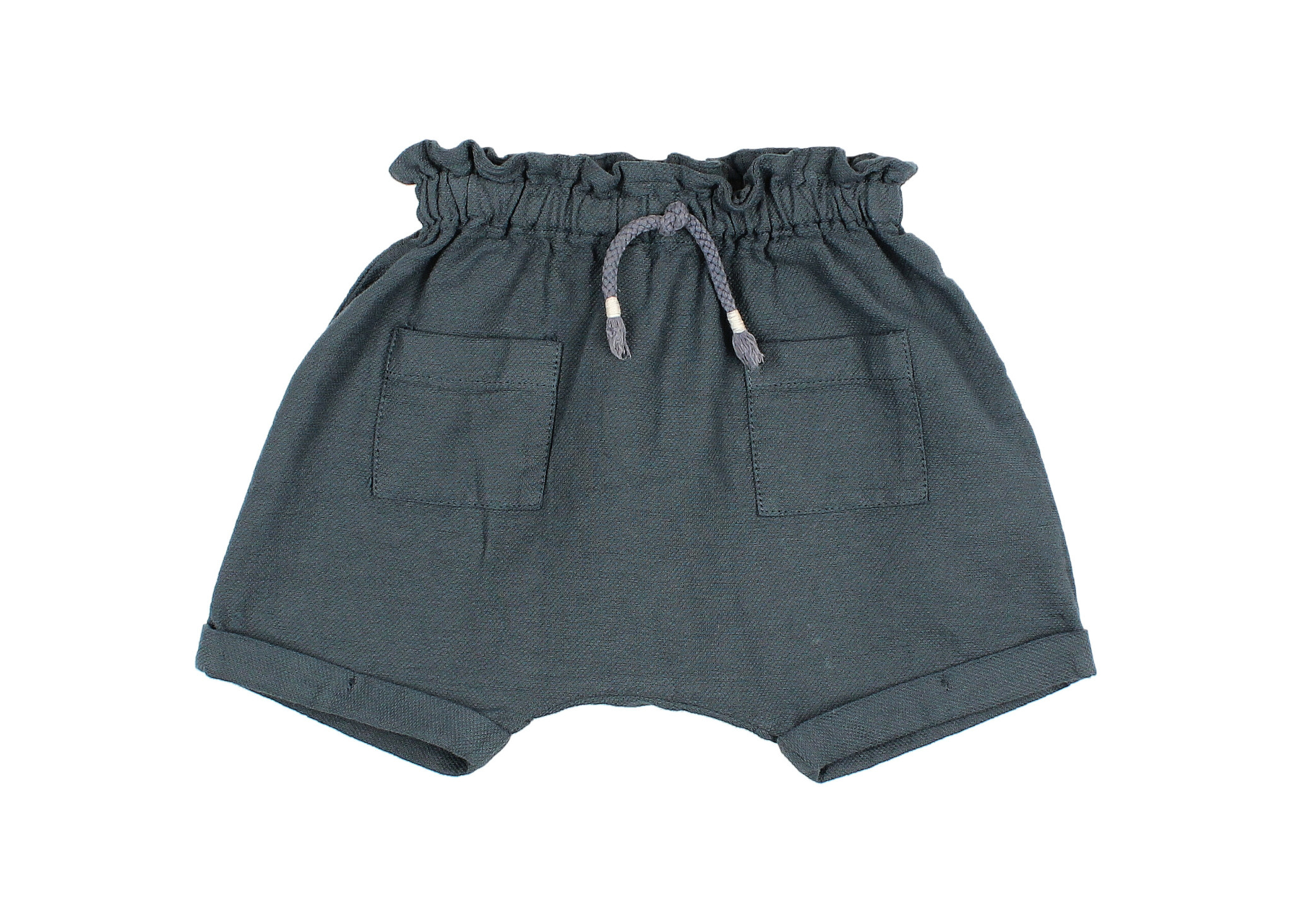 Luca short pant blue night-1