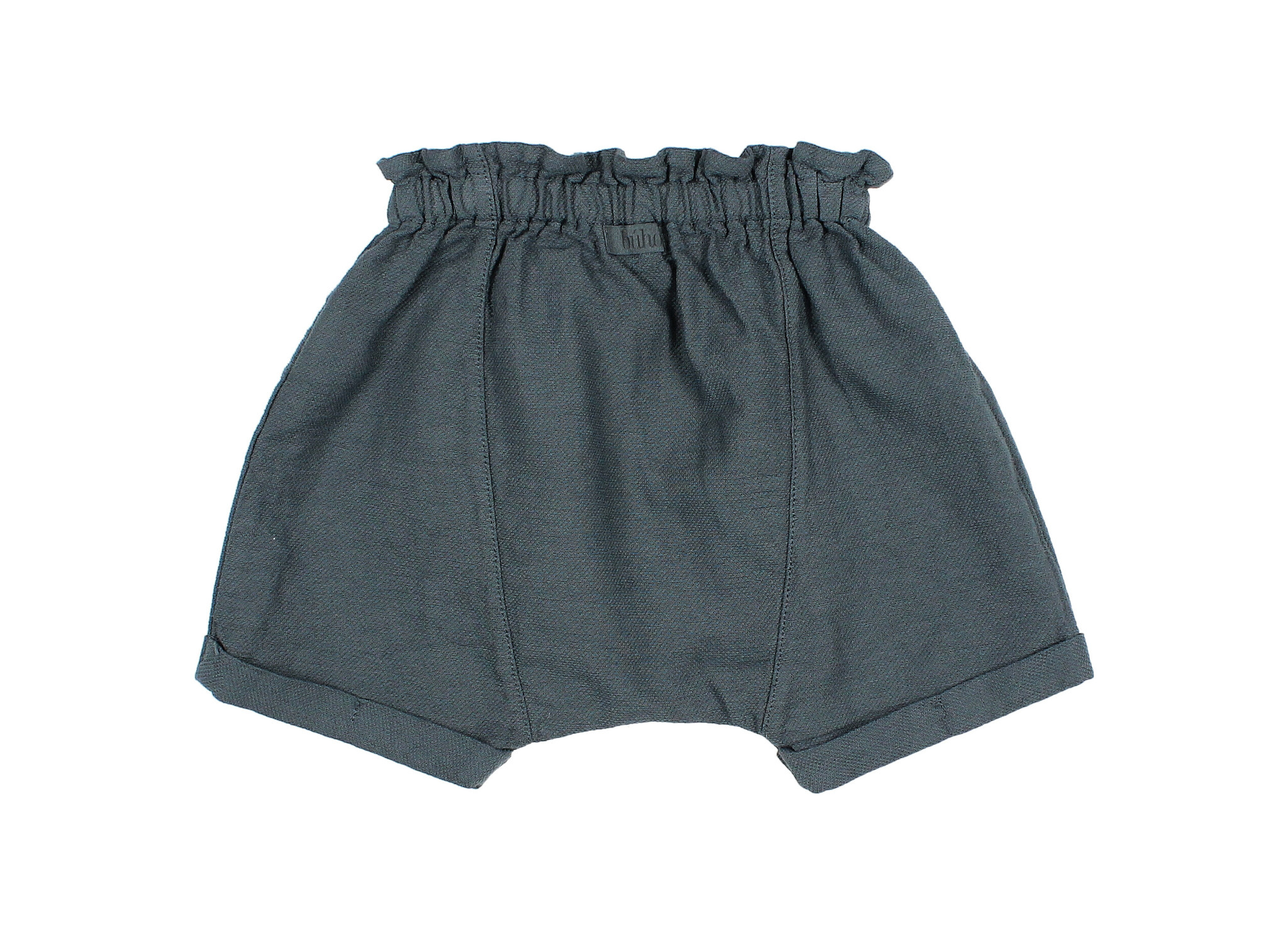 Luca short pant blue night-2